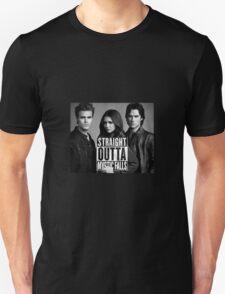Straight Outta Mystic Falls - The Vampire Diaries T-Shirt