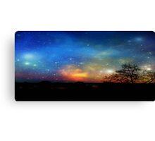 Aurora Borealis © Canvas Print