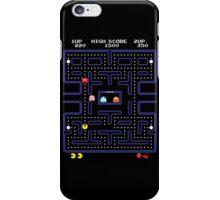 Pac-Man or Pacman iPhone Case/Skin