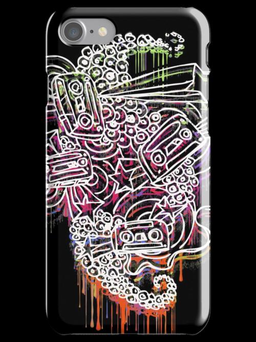Mixtape Graffiti  by fixtape