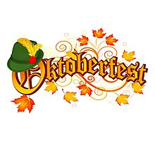 Oktoberfest Photographic Print