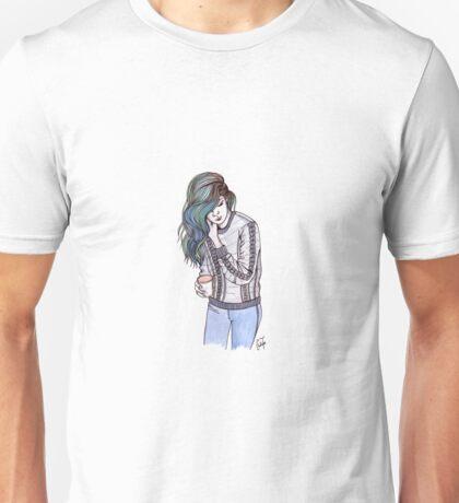 Soy Flat White Unisex T-Shirt