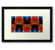 Fruitstract Framed Print