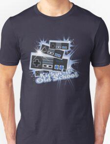Kickin It Old School Unisex T-Shirt