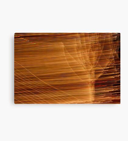 Suburb Light Series - Xmas Wind Canvas Print
