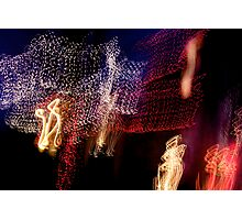 Suburb Christmas Light Series - The Shepherd's Company Photographic Print