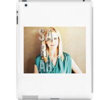 Sarah Michelle Gellar iPad Case/Skin