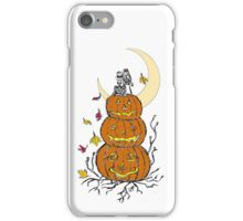 Halloween Wedding - Day of the Dead iPhone Case/Skin