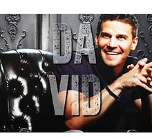 Dvid Boreanaz by ManonTheSlayer