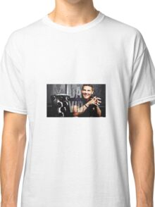Dvid Boreanaz Classic T-Shirt