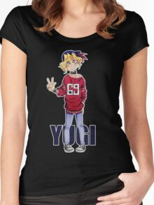Yugi Swag! Women's Fitted Scoop T-Shirt