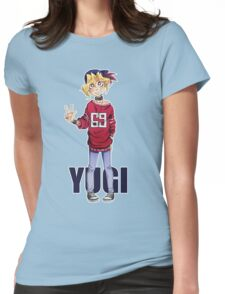 Yugi Swag! Womens Fitted T-Shirt