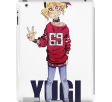 Yugi Swag! iPad Case/Skin