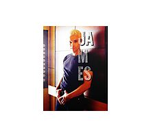 James Marsters Photographic Print