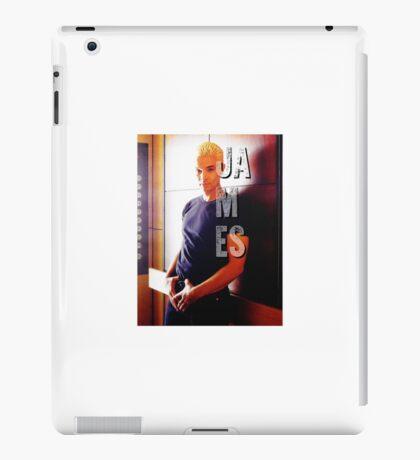 James Marsters iPad Case/Skin