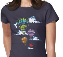 Hot-air Balloons in the Evening  T-Shirt