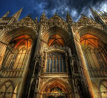 Acclamation - Peterborough Cathedral by Yhun Suarez