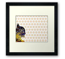 "A Splash of Heroism: ""Wolverine"" Framed Print"