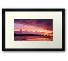 by your side...now Framed Print