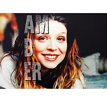 Amber Benson by ManonTheSlayer