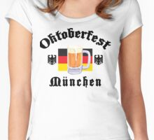 Oktoberfest Munchen Women's Fitted Scoop T-Shirt