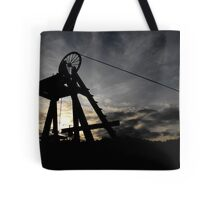 Blists Hill Mining Wheel Tote Bag