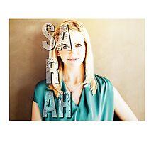 Sarah Michelle Gellar by ManonTheSlayer