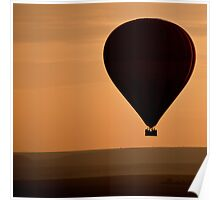 Balloon Safari, Masai Mara, Kenya Poster
