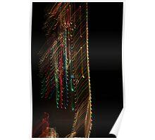 Suburb Christmas Light Series -  Xmas Backbone Poster