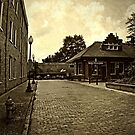 The Side Streets of Marietta Square by Scott Mitchell