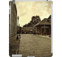 The Side Streets of Marietta Square iPad Case/Skin