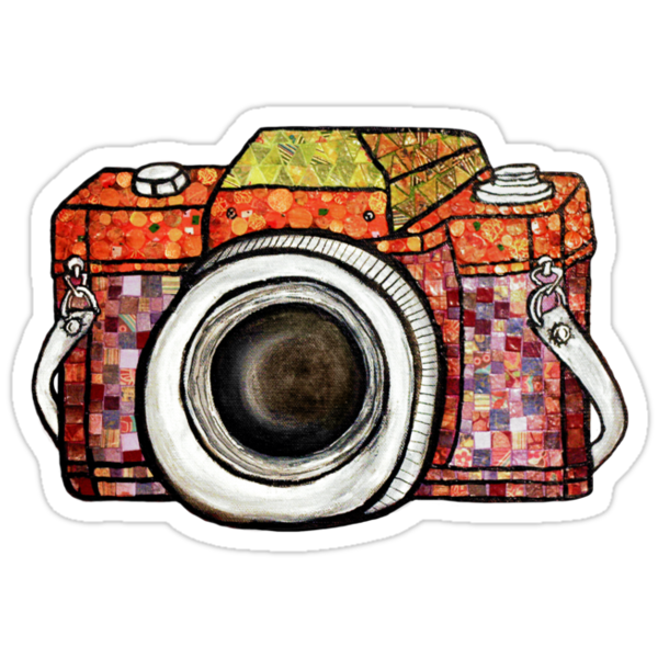 Patchwork Camera by fixtape