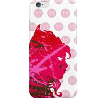 "A Splash of Heroism: ""Scarlet Witch"" iPhone Case/Skin"