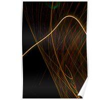 Suburb Christmas Light Series - Xmas Hook Poster