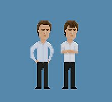 Schelotto Twins by pixelfaces