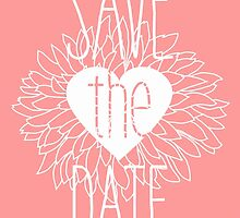 Save the Date Pretty in Pink Collection by gdovingirl
