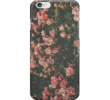 Estate Rose Garden iPhone Case/Skin