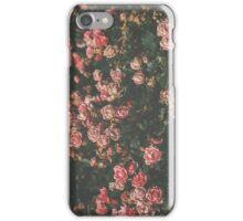 Estate Rose Garden iPhone Case/Skin