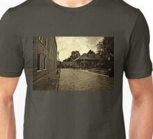 The Side Streets of Marietta Square Unisex T-Shirt