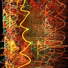 Suburb Christmas Light Series - Xmas Hangover by David J. Hudson