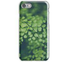 Maidenhair Fern iPhone Case/Skin