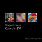 Women's pieces by catherine galfetti