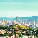 San Francisco Sunshine by RDRiccoboni