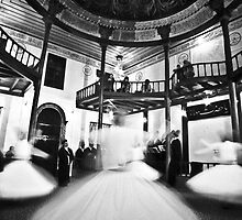 Whirling dervishes preserving Safi tradition in Turkey by Matej Kastelic
