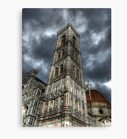 Florence Cathedral Canvas Print