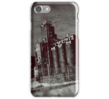 Abandoned Malt Plant iPhone Case/Skin