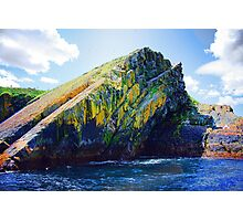 Big Rock Candy Mountain Photographic Print