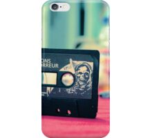Sons D'Horreur iPhone Case/Skin