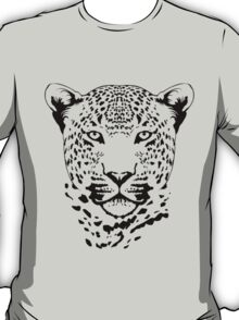 Fierce Leopard T-Shirt