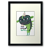 Happy birthday to me! Framed Print
